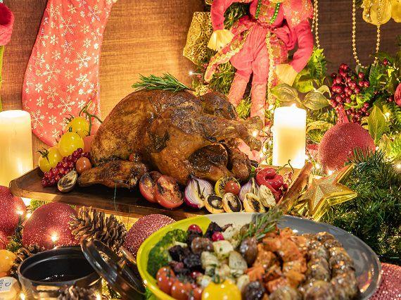 Orthodox Christmas Dinner